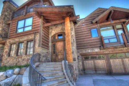 900 Mont Blanc, Exclusive Private Luxury Home. - Copper Mountain - Maison