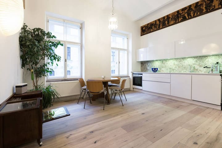 Great cozy and centric apartment to explore vienna - Viena - Apartamento
