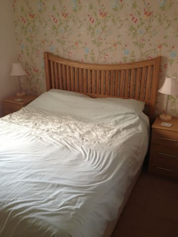 Lovely kingsize room with ensuite