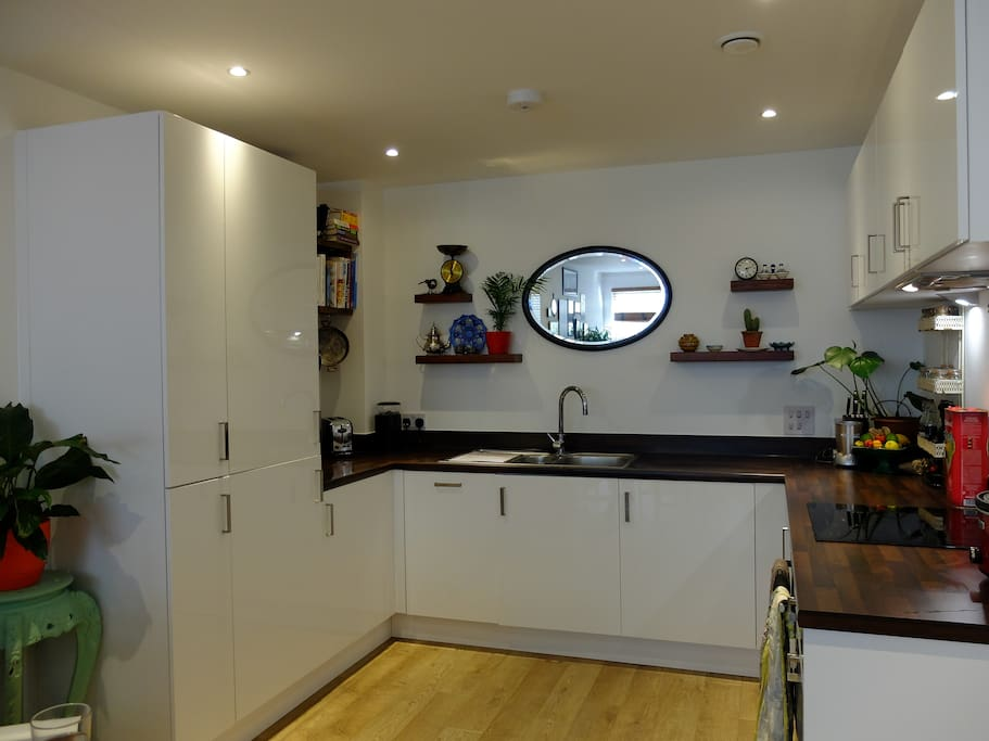 Modern high spec kitchen