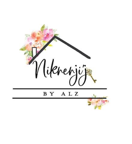 Niknenji'j By ALZ means My Little Home in Mi'kmaq.