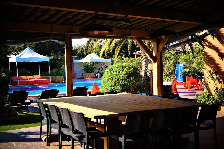Yucca Dans Salle De Bain ~ yucca 16 16 personnes piscine priv e plage 300m villas louer