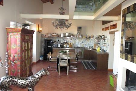Montefiore Conca  super relax - Montefiore Conca - House
