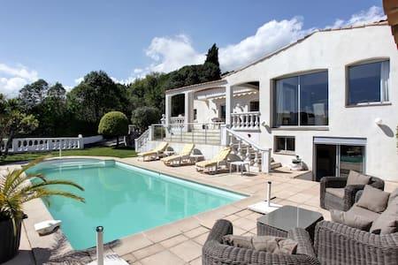studio indépendant villa - La Colle-sur-Loup