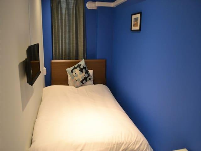 Large single bed room near Shinsekai#23