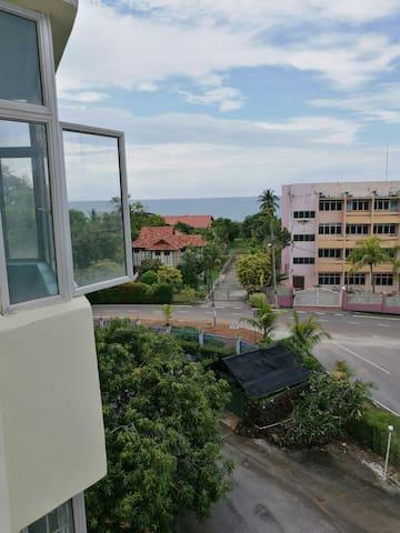 PD Teluk Kemang Three room apartment with Seaview - Teluk Kemang - Apartment