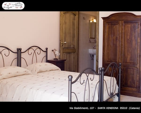 B&B L' Aquila dell' Etna - Santa Venerina - Bed & Breakfast