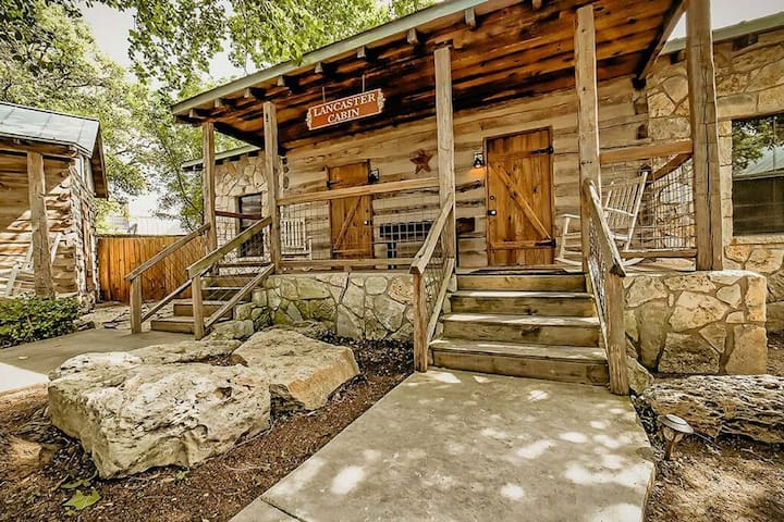 Lancaster Cabin 2