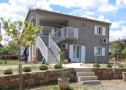 Gîte spacieux Ardèche Sud avec piscine - Lablachère - Appartamento con trattamento alberghiero
