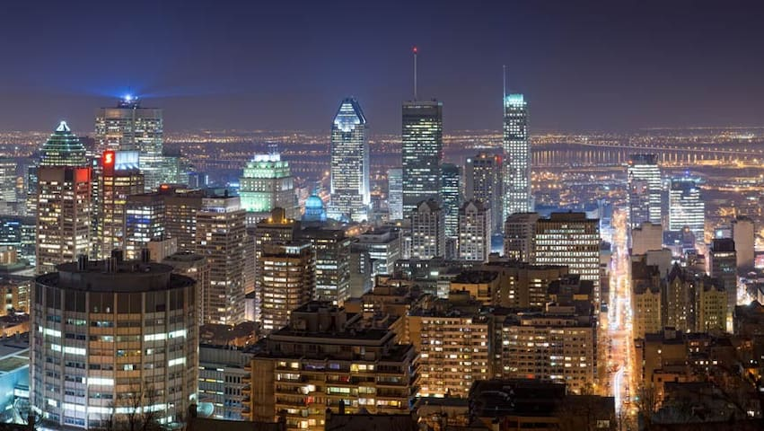 Luxurious new  condo downtown - Montréal - Appartement