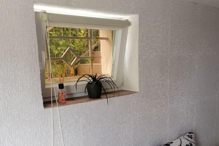 Kippfenster (nicht ganz öffnen)