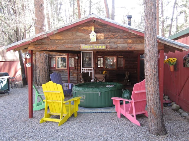Ginger Rogers Guest Cottage
