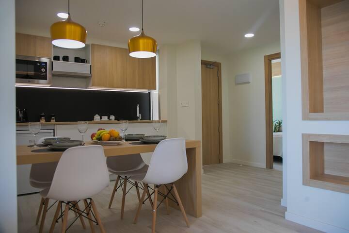 Apartamentos con vista al mar para tus vacaciones