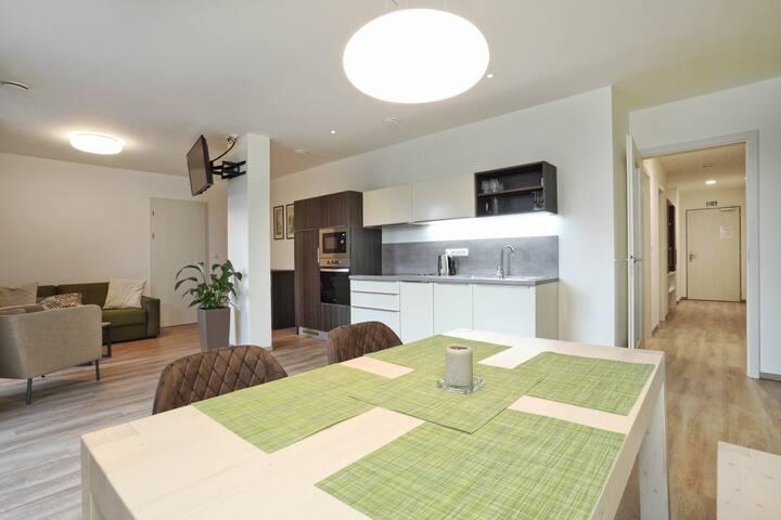 Apartmány Terasy Café