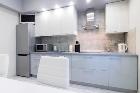 Apart39 on Gagarina 2A, superior apartment