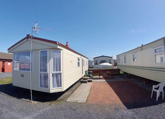 Modern spacious mobile home