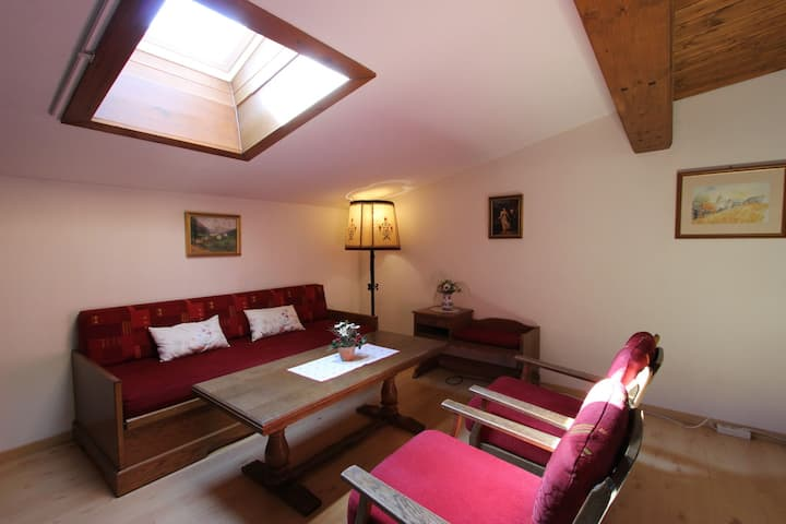 Apartment in Brixen im Thale with Balcony and Garden