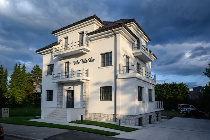 Vila Ula La Luxury Apartments Bled, HAPPYNESS