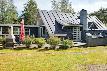 Inviting Holiday Home in Hemmet with Terrace