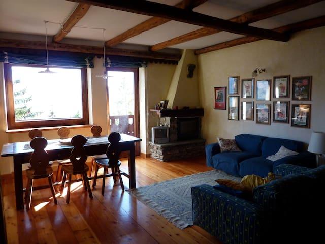 Appartamento di charme a Gerbore  - Saint-nicolas - Apartment