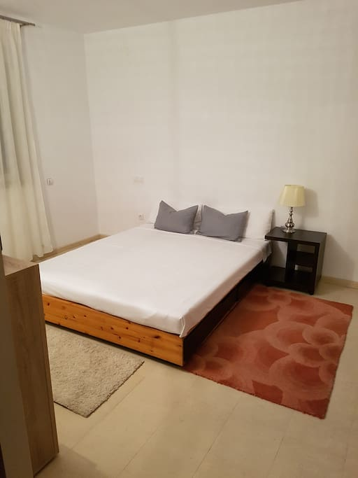 the ground floor bedrom