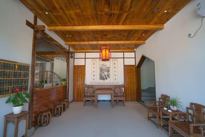 千岛湖乡井茅庐民宿 - Hangzhou Shi - Casa de hóspedes