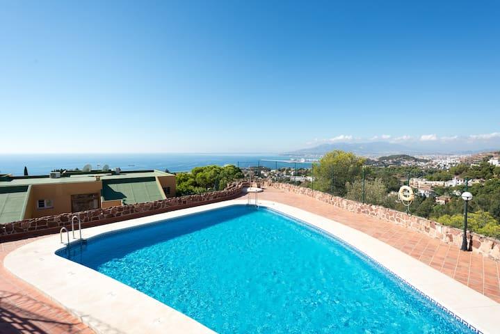 Campanario: apartment with beautiful views