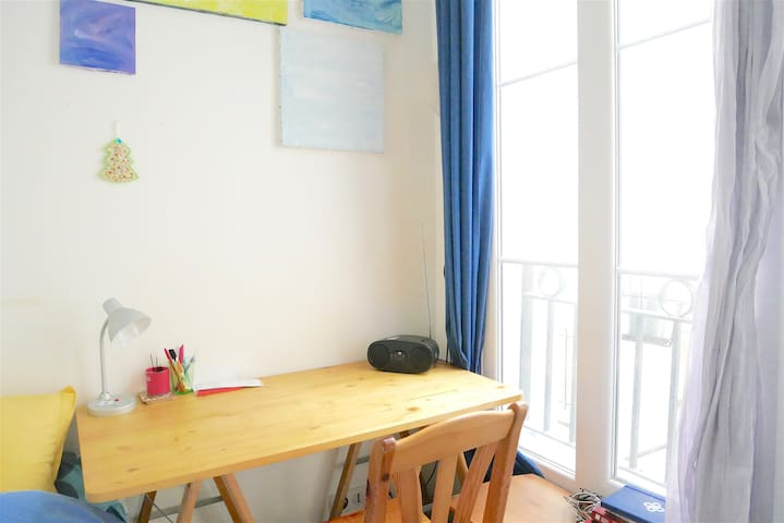 Studio 10 min from Notre Dame Cathedral