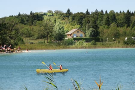 Beautiful House with lake views - Ilay - Casa