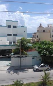 LOVELY SEAVIEW FLAT - Puerto Morelos - 아파트