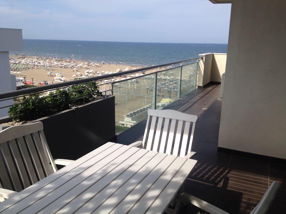 Loggia e balcone