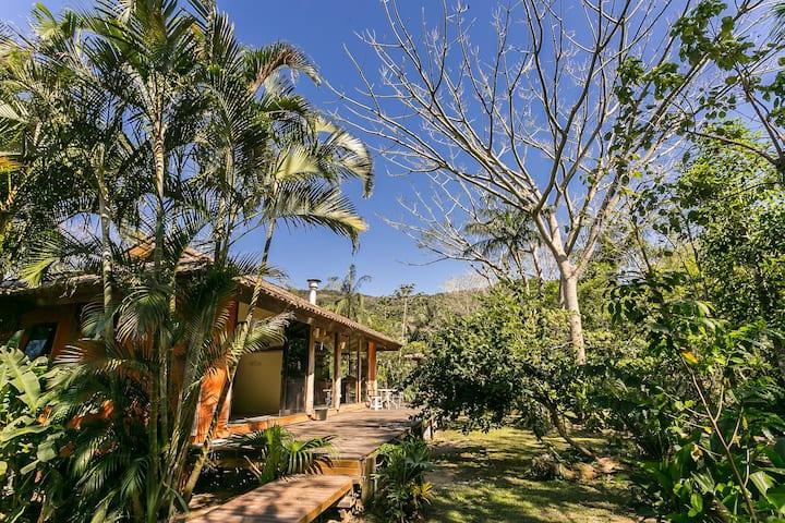 Jungle Guest House (Main House)