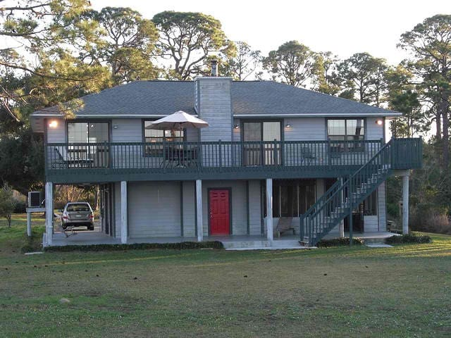 Good Haven House on Perdido Bay with Private Pier