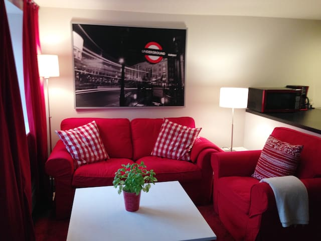Beautiful 1 Bedroom Studio in Downtown Troy By RPI