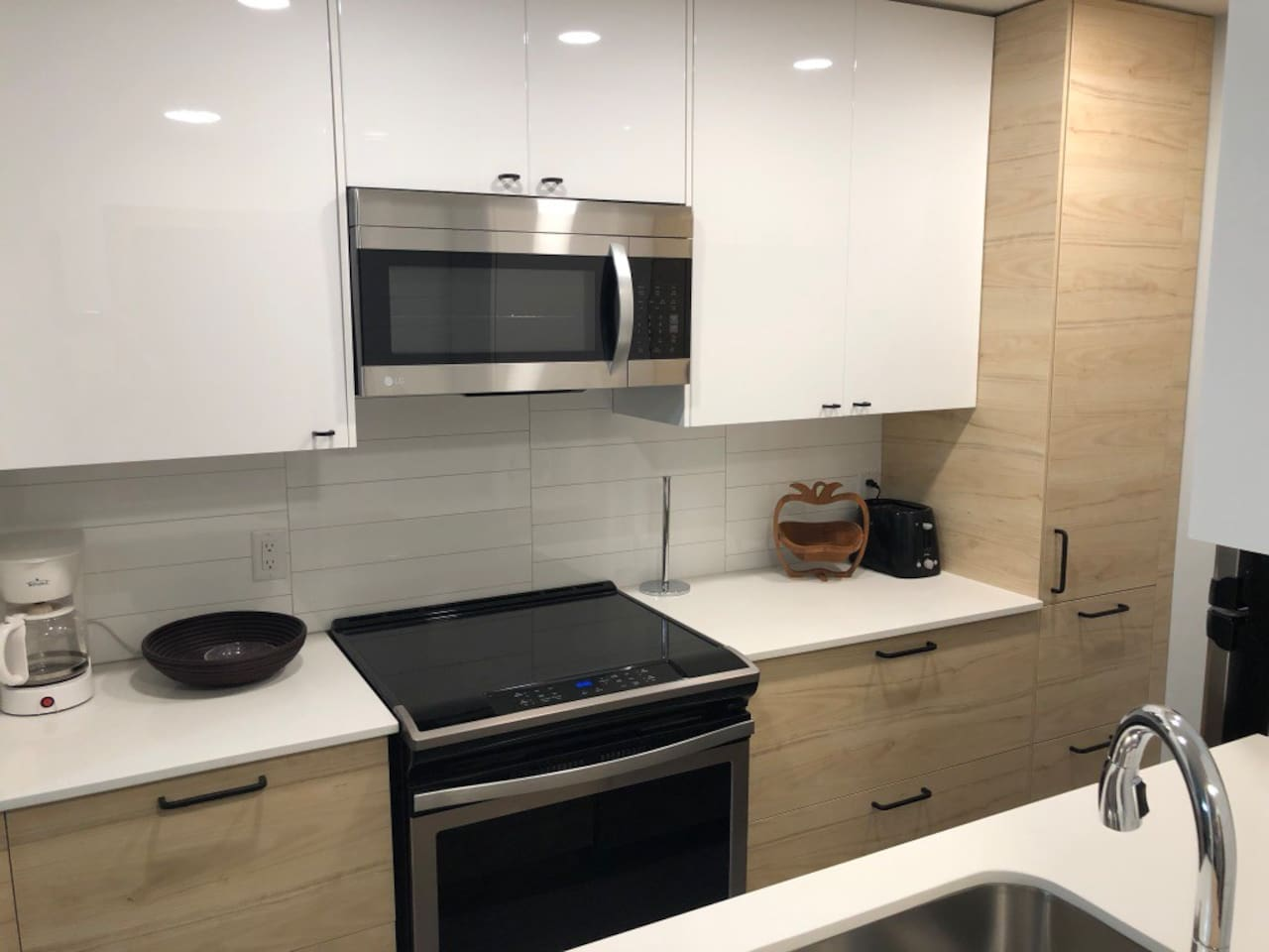 Kitchen, full renovation completed in November 2018