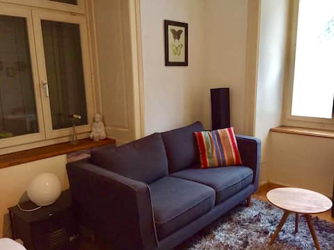 Your own apartment in Zurich center