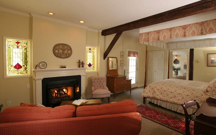 Woolverton Inn Pet-friendly Luxury Cottage near New Hope and Lambertville