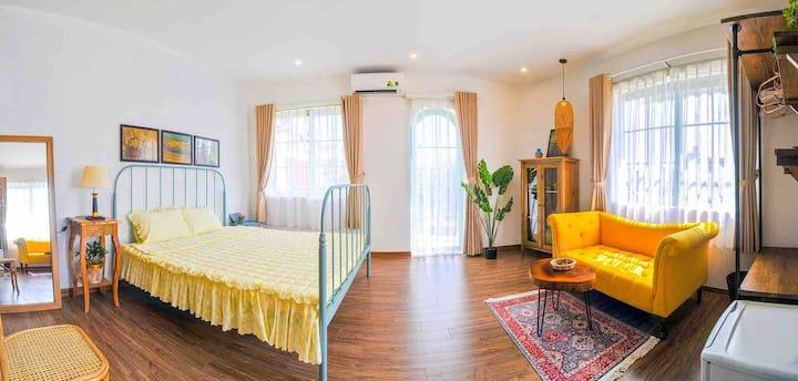 Vintage room - Nắng House Đà Nẵng