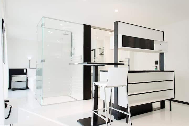Apartment 35-40m2 mit Inroom Küche