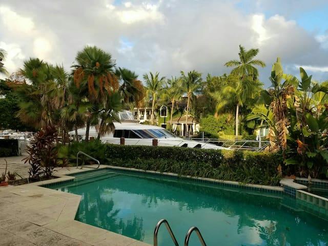 Estate Home East Las Olas Isles - Fort Lauderdale - Dům