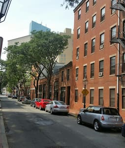 Charming brownstone downtown Boston - Boston - Apartment
