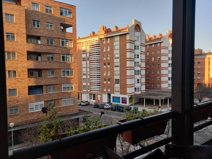 Apartamento bed and breakfast céntrico Pamplona