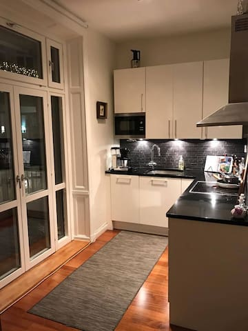 Beautiful city apartment in the heart of Stockholm - Stockholm - Leilighet