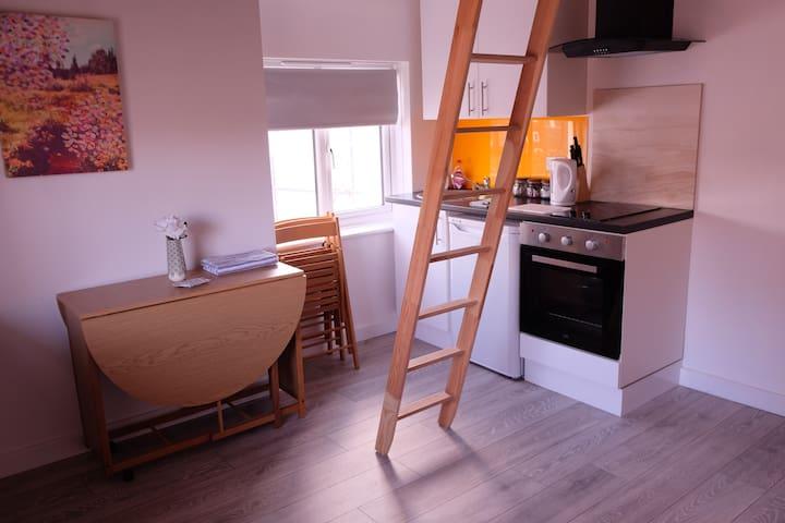 Stunning Loft Style Flat In Brighton! - F7