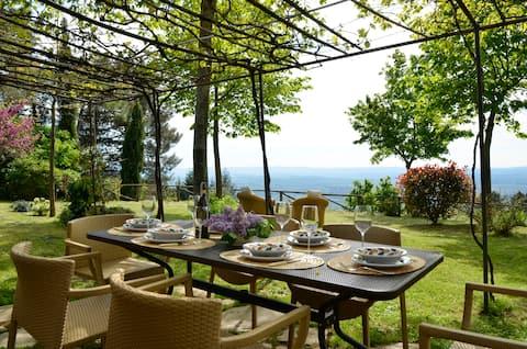 Tuscany House | View Breathtaking