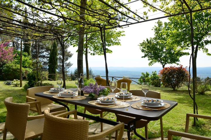 Tuscany House | View Breathtaking