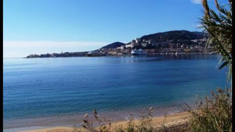 Studio Aspretto,Ajaccio a 300 Mètre de la plage .