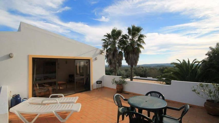 Villa Feliz 2 Bedroom Appartment - São Bartolomeu de Messines - Apartament