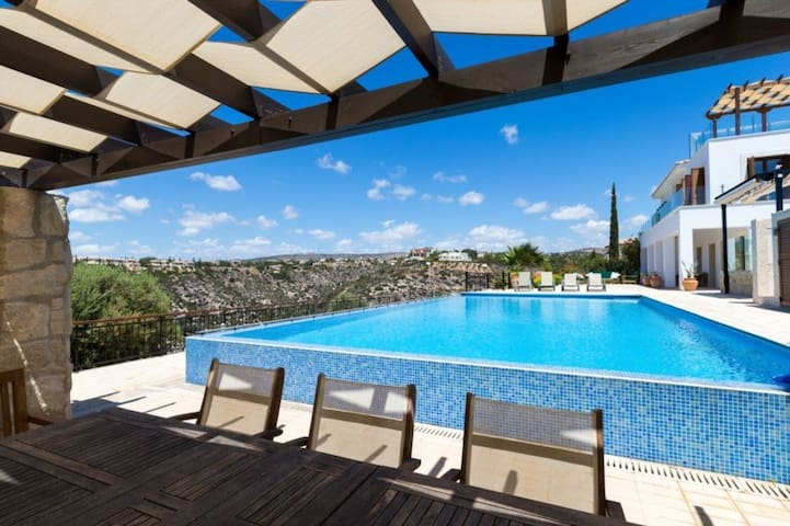 """Your Beautiful Paphos Villa with Private Pool  Spa″ – Anthos"