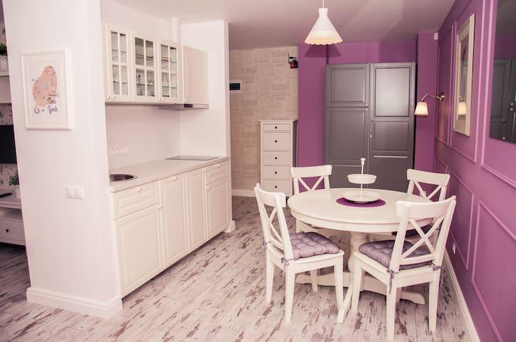 "Design Apartment ""Provence"" not far from Kremlin"